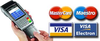 Kredi Kartı İle Ödeme Seçeneği
